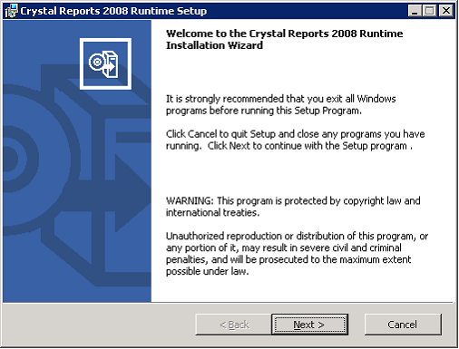 Crystal Reports Runtime Download
